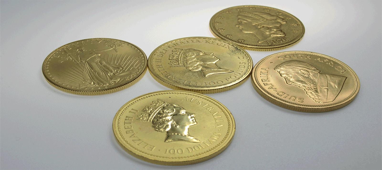 Anlagegoldmünzen