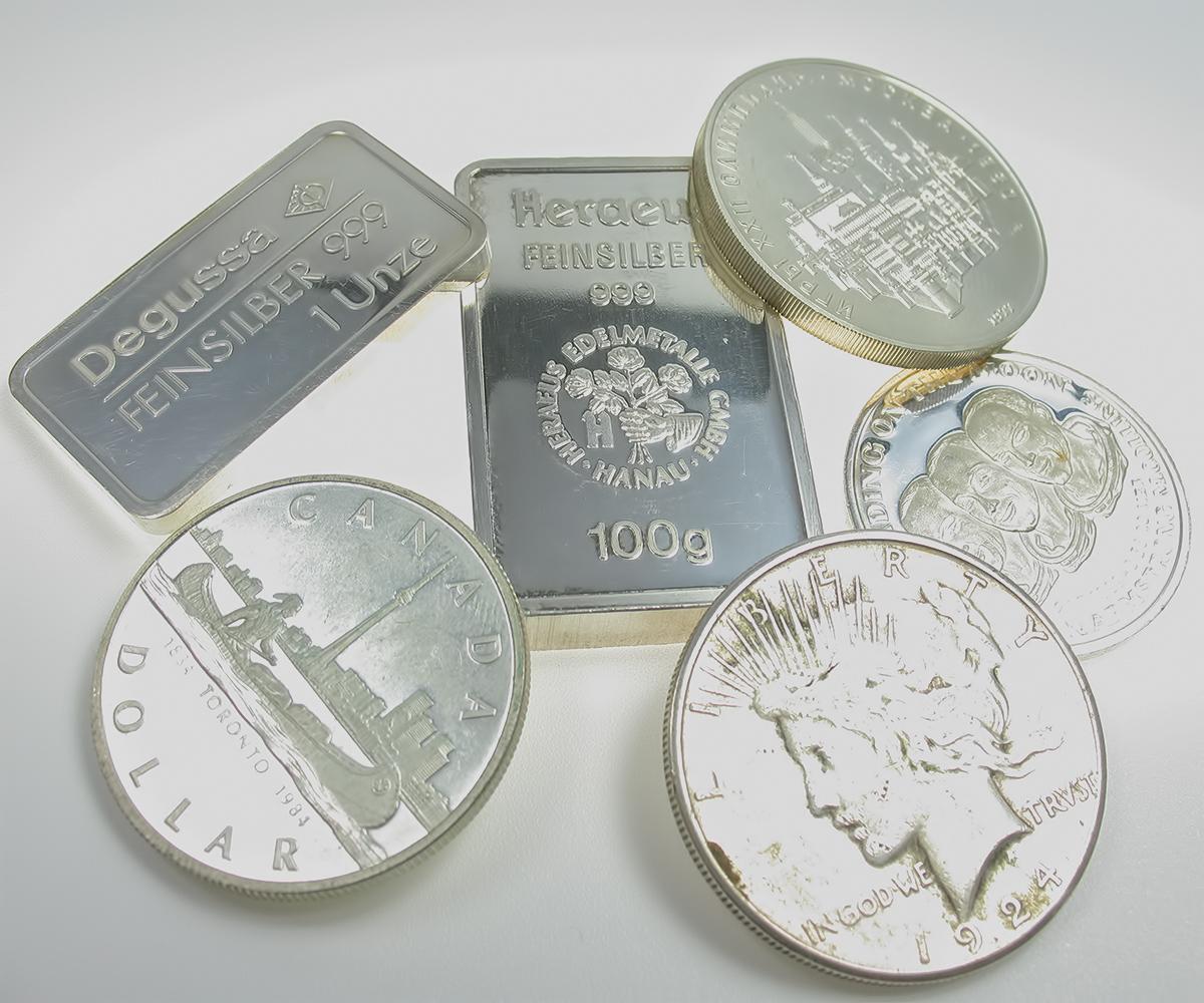 Edelmetallhandel Hamburg Goldmünzen, Goldbaren kaufen