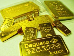 Goldbarren kaufen Hamburg